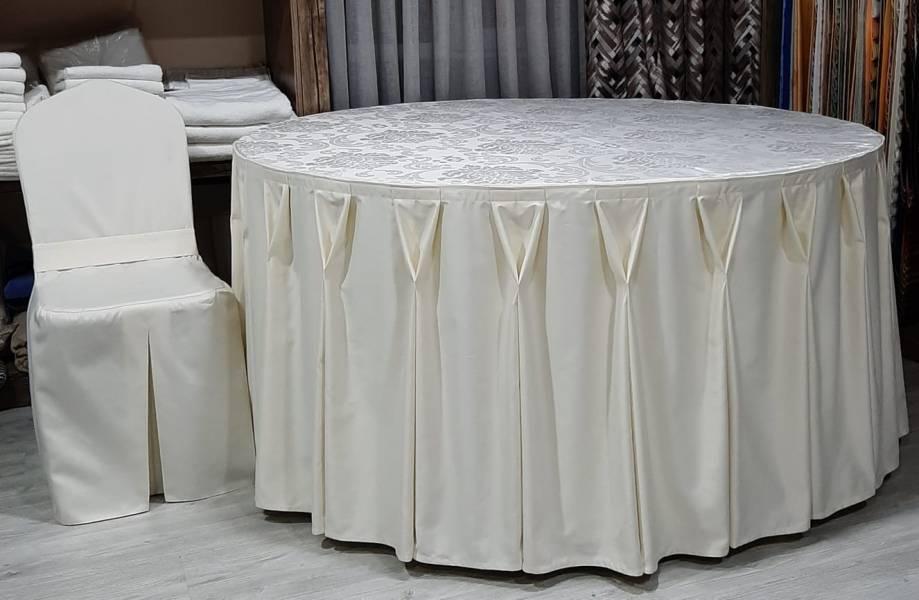 Skirt (Masa Eteği)